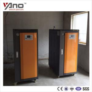 Ethopiaのサイト720kw 1t/H容量のソックスの工場のための電気蒸気ボイラ