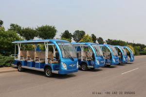 14 assentos elevadores eléctricos de Turismo Autocarro Turístico com marcação CE