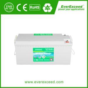 Everexceed Gellyte Rango de Viento Solar/// iluminación de emergencia de la batería 12V100ahvrla