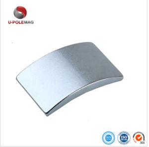 Высококачественный неодимовый магнит дуги с ISO