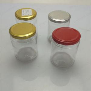 [فوود غرد] عسل زجاجيّة مرطبان ومعدن غطاء