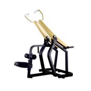 적당 장비 체조 격판덮개는 가슴 압박 운동 체조 기계를 적재했다