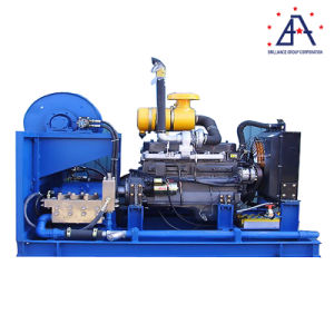 200kw Misting 유압 냉수 압력 세탁기 (JC46)