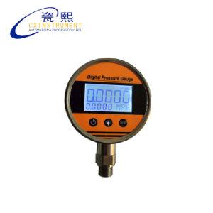 Manometro d'acciaio di Cx-DPG-109 Digitahi (CX-DPG-109)