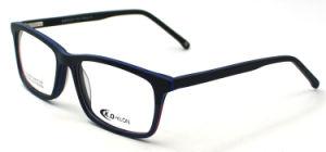 Het nieuwe Schouwspel van Eyewear van de Frames van het Oog van de Kat van het Ontwerp (FXA1217)