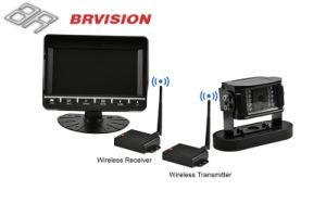 Система беспроводной связи автомобиля с помощью беспроводного передатчика и приемника