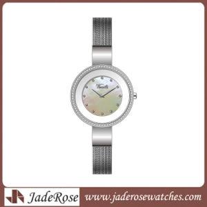 Le signore adattano l'orologio RS1264 del quarzo dell'acciaio inossidabile