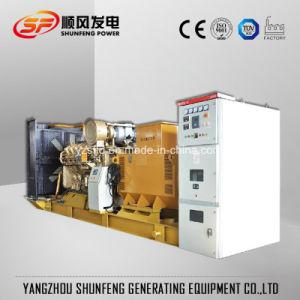 Lärmarmer 1100kVA China Jichai elektrischer Strom-Diesel Genset