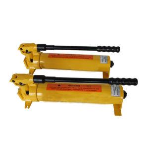鋼鉄物質的な手油圧ポンプ