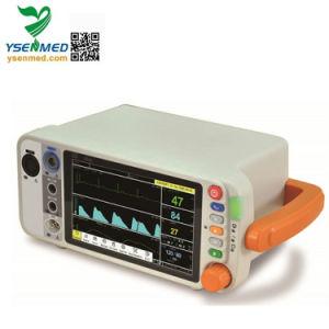Yspm200 병원 저가 7  high-Precision 색깔 LCD 생활력 징후 모니터