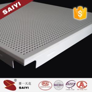2019 La Chine, revêtement de poudre de gros de matériel de décoration en aluminium