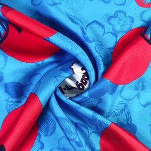 Sin MOQ muestras gratis Directo de Fábrica Diseño personalizado de Impresión Digital de moda Dama 100% pura seda, el hijab bufanda chal