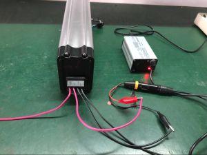13s5p 48V 17,5Ah Silver Fish E-Bike Banque d'alimentation batterie au lithium-ion batterie Li-ion rechargeable Batterie Pedelec Akku avec tous les plastiques (en baisse de la décharge)