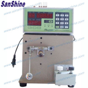 El tambor núcleo inductores, máquina de bobinado inductores SMT (SS-100B)