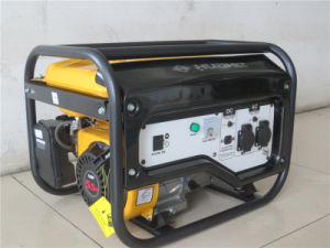 Novo design do gerador a gasolina