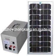 Портативный 20W солнечной системы питания панели управления (FC-D20)