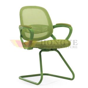 Diseño de malla Fashin coloridas sillas de oficina sin ruedas (HY ...