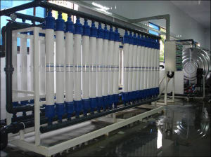 Aqucell 물 처리를 위한 빈 섬유 UF 막 Aqu-250