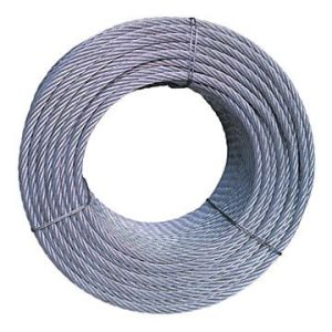 Il filo di acciaio galvanizzato ricoperto zinco del filo di acciaio Gsw incaglia la barriera di traffico