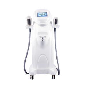 Cabezal de cavitación de la crioterapia se encarga de la pérdida de peso para adelgazar el cuerpo del dispositivo