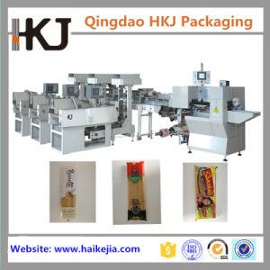 & De pesage à fonctionnement entièrement automatique Machine d'emballage de nouilles