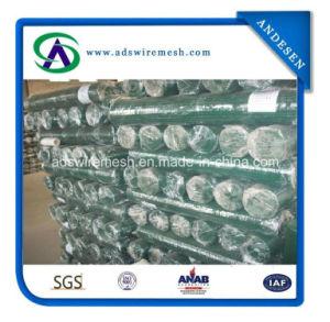 中国の工場1/4インチのPVCによって塗られる溶接された金網
