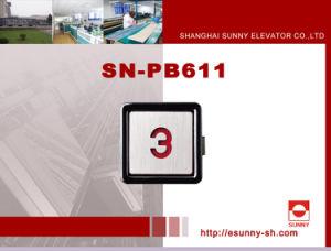 Höhenruder-Enddruckknopf (SN-PB611)