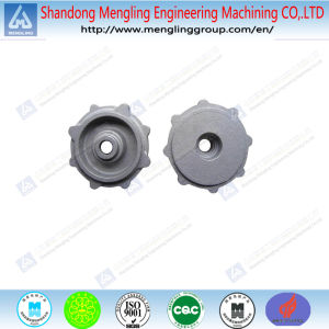 Resin Sand Casting Positive -Displacement Pump Hoousing