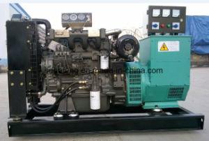 50 Kw générateur diesel à faible bruit de sourdine automatique générateur mobile