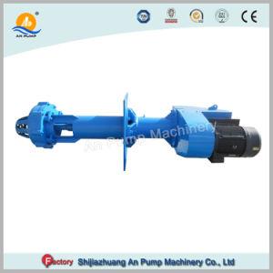 Pompe de puisard de lisier submersible vertical