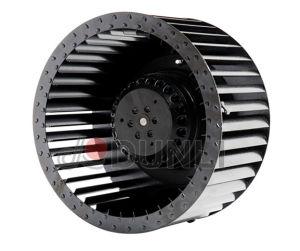 Ventilateurs centrifuges AC de l'avant