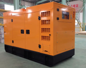 Hoogste Diesel van Cummins 100kw van het Merk Stille Generator voor Verkoop