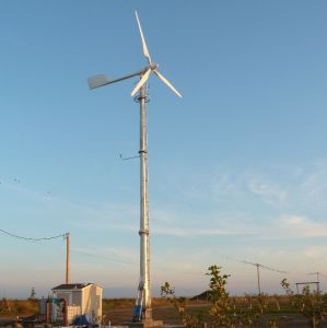 Ah-10kw Steun de met geringe geluidssterkte van de Veiligheid van de Generator van de Macht van de Wind van het Net
