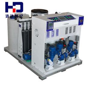 HD-300 Swimming Pool Water Treatment System Salt Water Electrolysis Sodium Hypochlorite Generator Chlorine Prodcution Plant