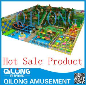 Parco di divertimenti dei bambini di tema della giungla (QL-150115A)