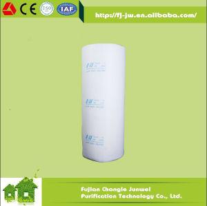 Tipo de fibra sintética do Filtro do teto da cabine de spray