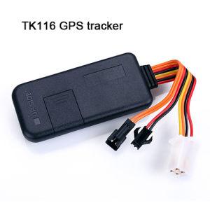 Rastreador GPS de alta performance com alerta de pânico Sos para rastreamento de reboque TK116