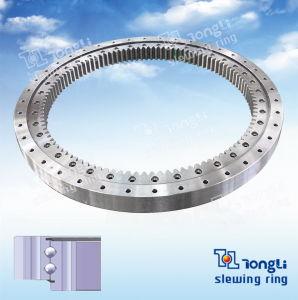 A engrenagem interna da Esfera Double-Row econômica anel giratório com a norma ISO 9001