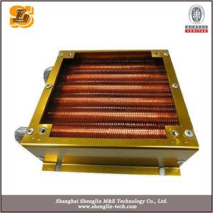 アルミニウム蒸化器コイル