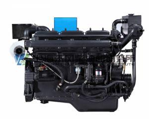 Mariene Dieselmotor, 135 Reeksen, 158.4kw, 4-slag, Met water gekoelde, Directe Injectie, Gealigneerd, de Dieselmotor van Shanghai Dongfeng voor de Reeks van de Generator, Chinese Motor