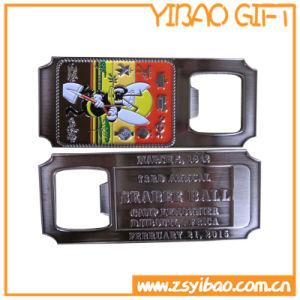 卸売(YB-BO-03)のためのカスタム金属のキーホルダーのオープナ