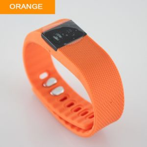O Bluetooth Bracelete Inteligente Lembrete sedentários Anti-Lost Diagnóstico Tw64 Pulseira relógio de pulso