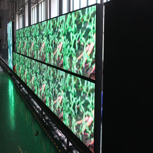 P10 étanche Outdoor plein écran LED de couleur pour la publicité