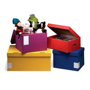 Impreso personalizado Papel cartón cajas de zapatos Fp600088