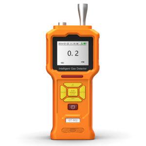 HCl van het Chloride van de Waterstof van de Sensor van het Gas van Portabel de Meter van het Gas (HCl)