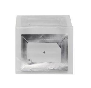 I. Slix trockene Einlegearbeit 4 13.56 trockene RFID Einlegearbeit des MHZ-heißen Verkaufs-für Bekleidungsgeschäft-Management codieren
