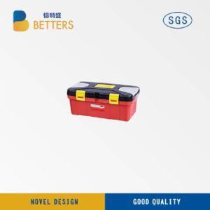 防水ハンドルおよびロックの穴が付いているプラスチック医学の道具箱