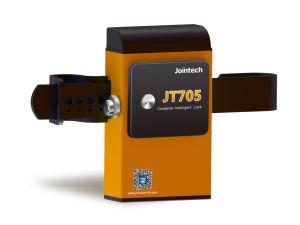 Intelligenter GPS-Behälter-Verschluss