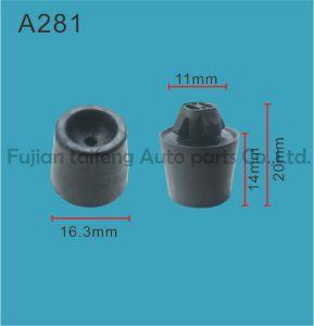 Auto-Plastikclips/Universalplastikhalteclips/Selbstplastikclip-Befestigungsteile für Auto/Befestigung-Klipp