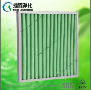 De primaire Filter van de Lucht van de Opvouwbare Filter van het Comité Wasbare